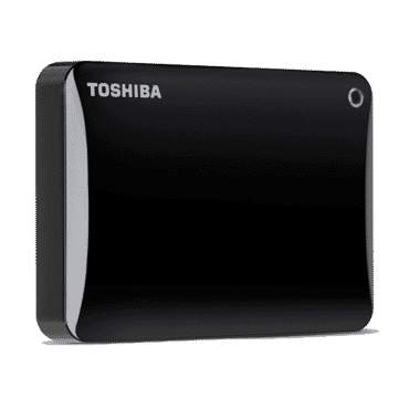 Toshiba Toshiba Basic 3TB External Hard Drive (Black)